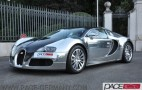 Ultra-Rare Bugatti Veyron Pur Sang And Mercedes CLK GTR Up For Sale
