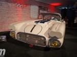 #1 Briggs Cunningham 1960 Chevrolet Corvette - Image via Motor.es
