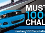 1000 Lap Challenge Mustang