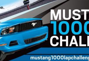 1000 Lap Challenge Mustang