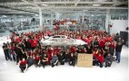 Update On 2012 Tesla Model S Production: 1,000 Bodies