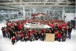 Tesla Halts Model S Asse