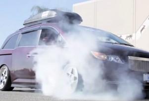 1,029-horsepower Bisimoto Honda Odyssey