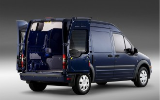 Chevrolet Astro Cargo Van Owners: Your 2010 Ford Transit Connect Is Here