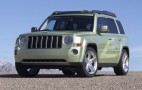 Jeep Patriot Added to Chrysler's ENVI Line