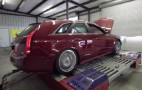 This Is What A 1,200-HP Hennessey Cadillac CTS-V Wagon Sounds Like On The Dyno