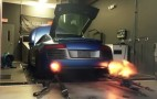 Watch This 1,300-Horsepower Audi R8 Shoot Flames: Video