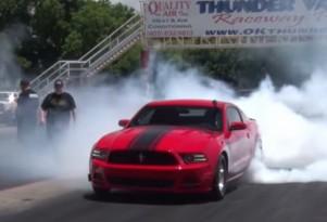 1,500-hp turbocharged street-driven Mustang Boss