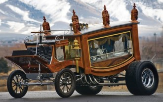 Daily Lust: Amazing Hot Rods Up For Bid