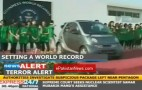 Video: 19 Teenage Girls Set World Record By Squeezing Into Smart Fortwo