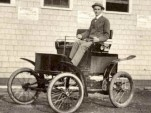 1900 New England Electric vintage car