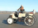 1900 Porsche Semper Vivus full hybrid recreated