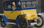 Thomas Edison's 1912 Electric Car Gets A Chance To Shine