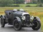 1928 Bentley Bobtail  - image credit Mathieu Huertault, Gooding &amp; Company