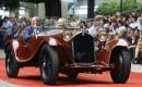 1931 Alfa Romeo 8C 2300 Zagato at 2015 Concorso d'Eleganza Villa D'Este