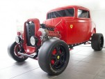 1932 Ford Hot Rod with Ferrari Power