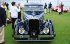 1934 Voisin C-25 Aerodyne Wins 2011 Pebble Beach Concours d'Elegance