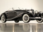 1936 Mercedes-Benz 540K Special Roadster - image courtesy of Gooding &amp; Company