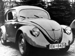 1937 Volkswagen Beetle prototype