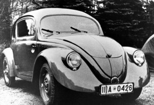 Memory Lane: VW Beetle, 1938-1979