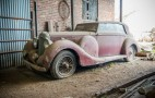 Unrestored, Pre-War Lagonda Up For Auction This April