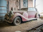 1939 Lagonda V12 Hooper two door sedan