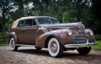 Humphrey Bogart's 'Casablanca' 1940 Buick Coming Up For Auction