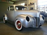 1940 Ford Coupe officially licensed reproduction body shell
