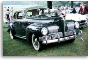 Meadow Brook's Concours d'Elegance and 1941