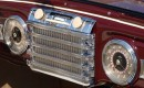 1942 Lincoln Continental Cabriolet radio