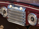 1942 Lincoln Continental Cabriolet radio