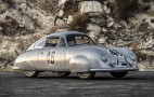 Meet the grand daddy of all Porsche race cars, the 1951 356 SL Gmünd Coupe
