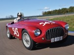 1952 Ferrari 212 Barchetta by Touring with chassis number 0158 ED - Image via RM Auctions