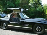 1954 Mercedes-Benz 300SL Gullwing Coupe pre-production #41 of 50