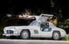 This Briggs Cunningham-Owned Mercedes 300SL Was The First Of The Gullwings: Video