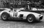 1954 Mercedes-Benz W196 Driven To Victory By Juan Manuel Fangio Up For Sale