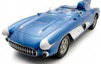 Historic Corvette SR-2 Race Car Up For Auction: Batmobile Meets Real Life