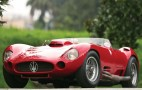 Maserati Raced By Stirling Moss Up For Sale In Monaco