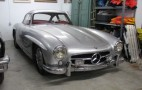 1956 Mercedes-Benz 300SL Barn Find