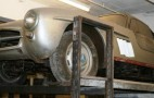 1957 Mercedes-Benz 300SL Gullwing Garage Find