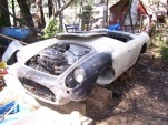 1958 Berkley Roadster Found in the Southern Claifornia Mountains for $600