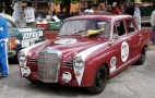 Classic Green Biodiesel Benz With Racing Pedigree For Sale