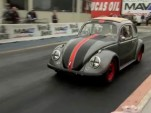 1959 Volkswagen Beetle electric conversion on Rods N' Wheels.