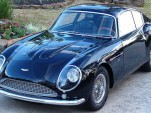 1960 Aston Martin DB4 GT Zagato recreation. Images via eBay Motors.