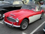 1960 Austin-Healey 3000