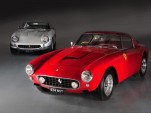 1960 Ferrari 250 GT SWB and 1967 275 GTB/4