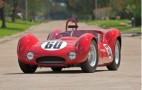 Update: Maserati Birdcage At Mecum Isn't A Fake, It's A Reconstruction