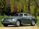 1961 Aston Martin DB4 GT Zagato recreation