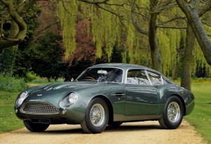1961 Aston Martin DB4 GT Zagato recreation