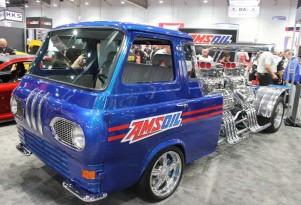 """1962 Ford """"Equadoline"""""""